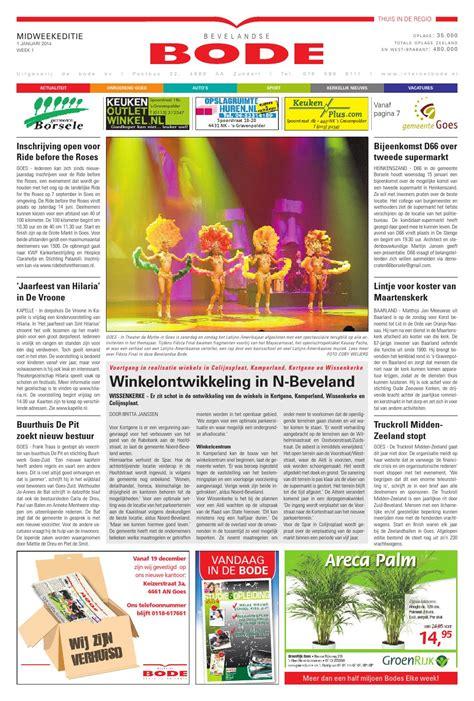 keuken outlet s gravenpolder dbv 20140101 by uitgeverij de bode issuu