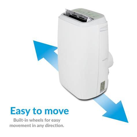 electriq  btu kw portable air conditioner