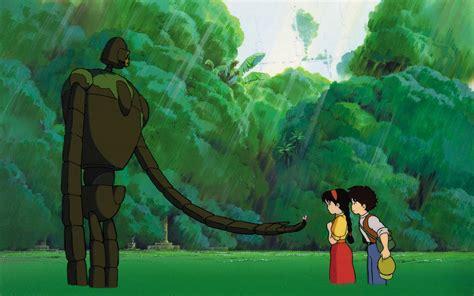 download film animasi ghibli laputian robot castle in the sky photo 38688666 fanpop