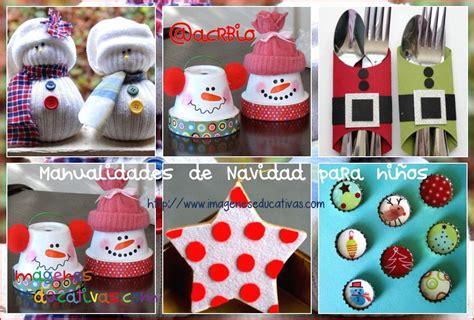 imagenes navideñas sencillas manualidades navide 241 as para ni 241 os sencillas y divertidas