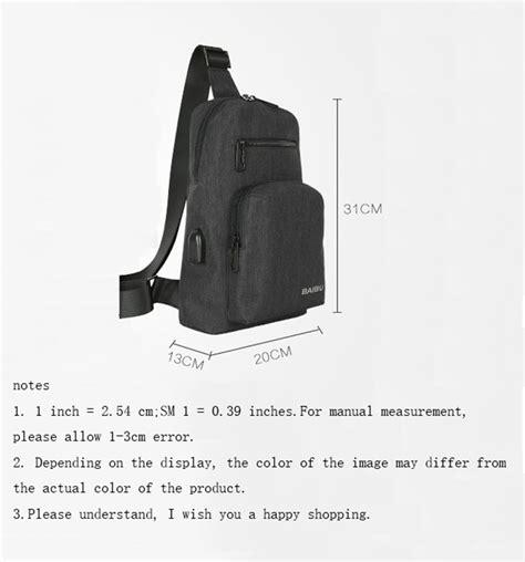 Tas Selempang Waterproof Shoulder Bag For Smartphone Black baibu tas selempang sling bag kasual j51 l9 z50 black jakartanotebook