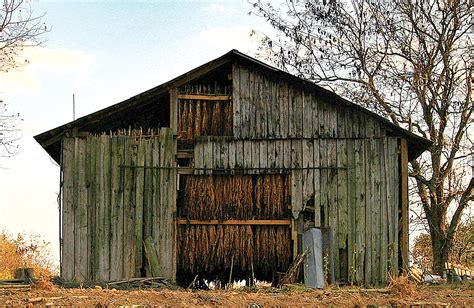 the story of tobacco barns in north carolina our state magazine