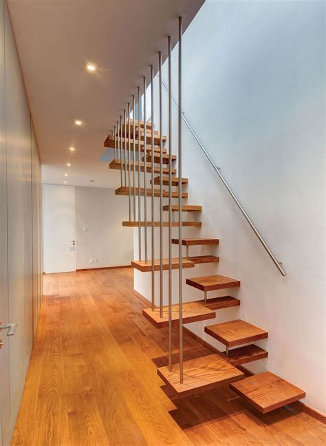 wooden stair case unique and creative staircase designs for modern homes