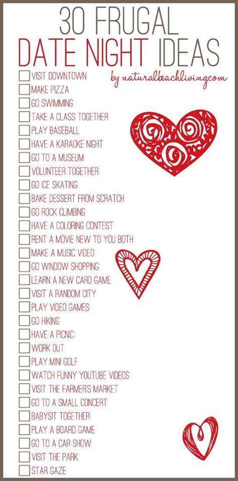 date ideas for him 30 date ideas married couples couples
