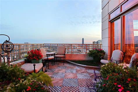 Garden Terrace Of Houston by Houston Luxury Penthouse Featured In Architectural
