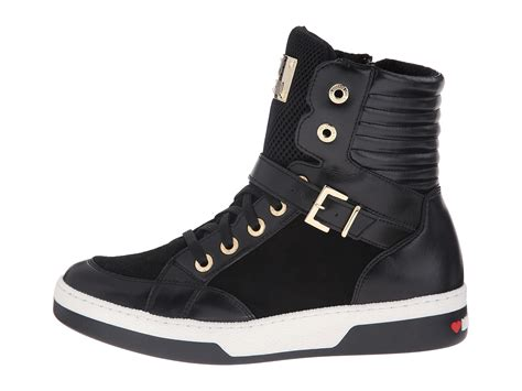 High By Moschino by Moschino High Top Sneakers Zappos Couture