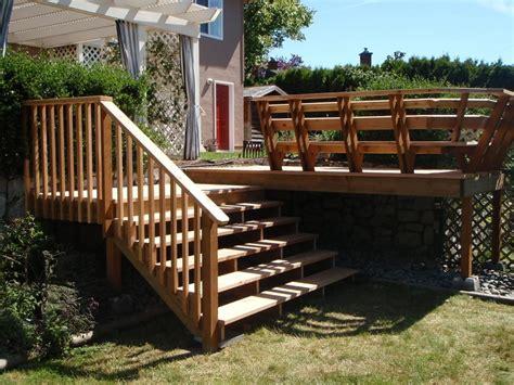 deck stairs ideas deck steps ideas newsonair org