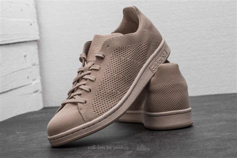 Adidas Stan Smith Brown adidas stan smith primeknit clay brown clay brown clay