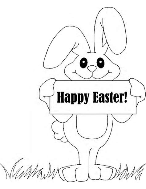 Easter Pages To Color Coloring Pages Part 3 Happy Coloring Page