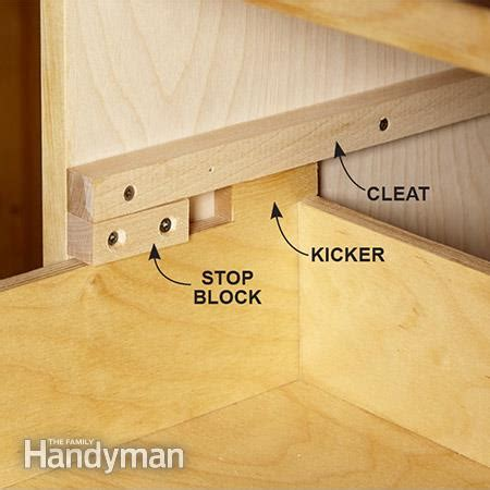How To Stop Bed Frame From Rolling Ultimate Tool Storage Cabinets The Family Handyman