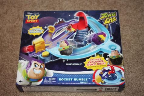 Ems Giveaways - mattel disney toy story zing ems playset figures giveaway