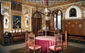 Peles Interior Schloss Lichtenstein Galerie