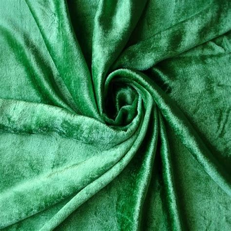 green velvet upholstery fabric emerald green velvet fabric yardage commercial fabric curtain