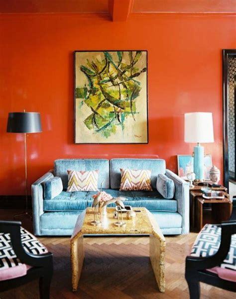 orange living room ideas 15 lively orange living room design ideas rilane