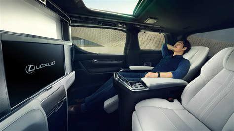 2019 Lexus Minivan by Lexus Lm Minivan Revealed At 2019 Shanghai Auto Show