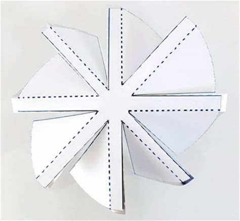 How To Make A Paper Wind Turbine - take a candle carousel for a spin