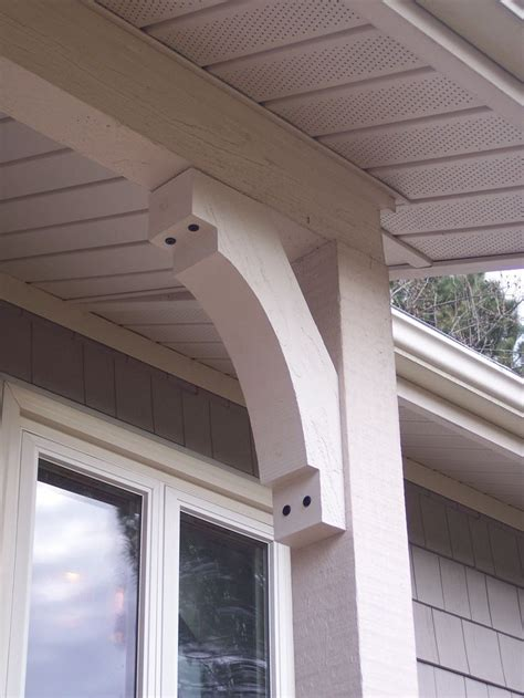 Porch Corbels Brackets by Exterior Brackets And Corbels Search In My