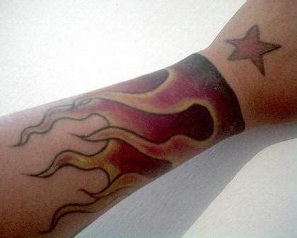 star with flames tattoo designs tattoos designs ideas and meaning tattoos for you