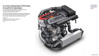 Audi 3 Cylinder Engine 2017 Audi Rs3 Sedan Rendering