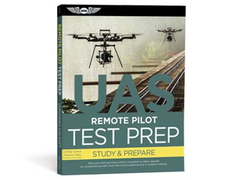 remote pilot small unmanned aircraft systems study guide faa g 8082 22 remote pilot part 107 drone certification study guide edition aug 2016 faa knowledge series books remote pilot test prep book