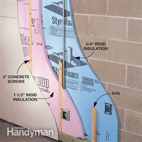 affordable basement solutions the family handyman