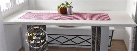 tavolo cartone fai da te fai da te decorare e abbellire cose di casa
