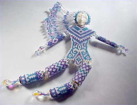 beaded doll 115 best beaded dolls images on beading