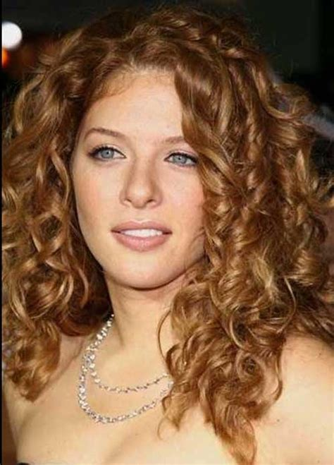 Curly Layered Hairstyles by 35 New Curly Layered Hairstyles Hairstyles Haircuts