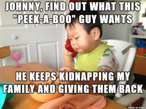 Baby On The Phone Meme - reddit s newest meme is all business baby