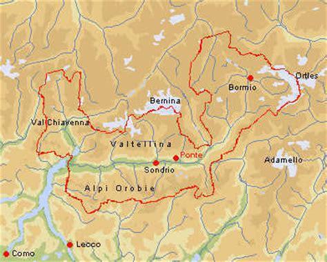 di sondrio roma la provincia di sondrio