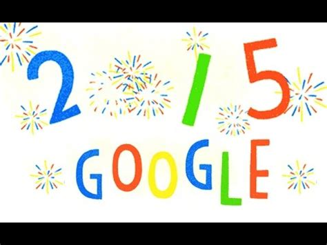 doodle for 2015 sign up happy new year 2015 doodle animated 2in1 hd