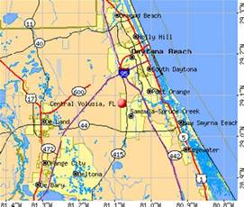 florida offender map central volusia florida fl 32124 profile population