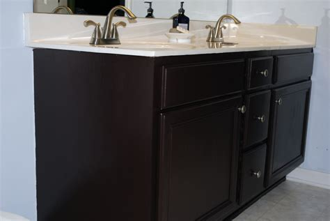 how to paint bathroom cabinets black bathroom cabinets painted black bathroom design ideas 2017