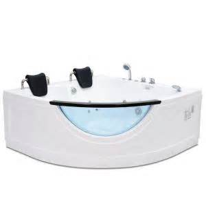 steam planet chelsea 4 92 ft heated whirlpool tub in