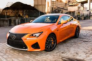 Cars Lexus 2016 Lexus Rc F The About Cars