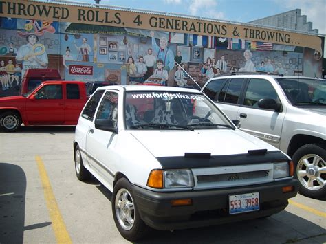 how cars work for dummies 1990 ford festiva transmission control packrat427 s 1990 ford festiva in decatur il