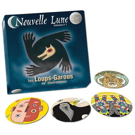 Asmodee Jouet Le Loup by Nouvelle Lune Les Loups Garous De Thiercelieux Asmodee King Jouet Jeux De Cartes Asmodee