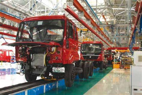 ashok industries ashok leyland focus on consolidation