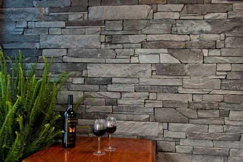Tile Design For Kitchen by Stone Feature Walls Veneer Stone Stone Cladding
