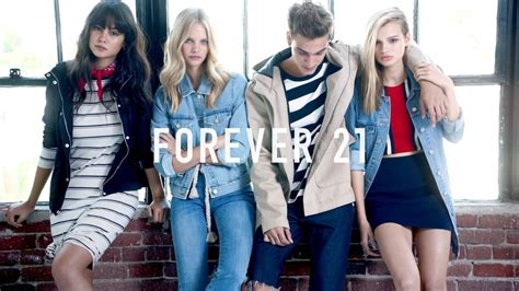 Forever 21s 21 Daily Specials by For The Time In Quot Forever 21 Quot Will Launch Their