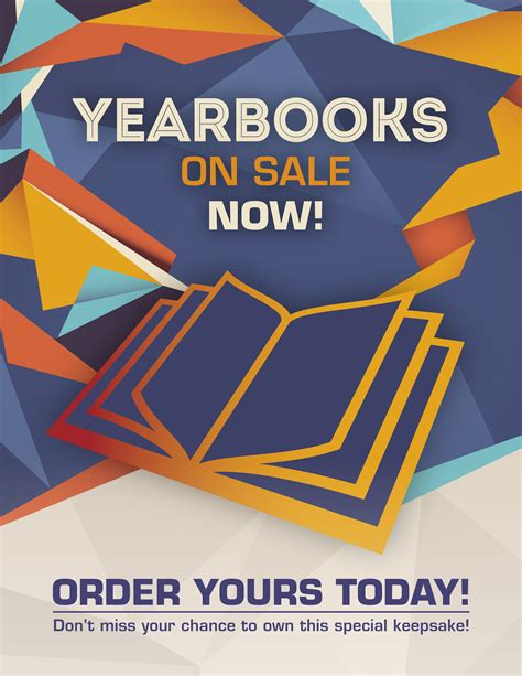 Downloadable Yearbook Forms Yearbooklife Yearbook Flyer Template