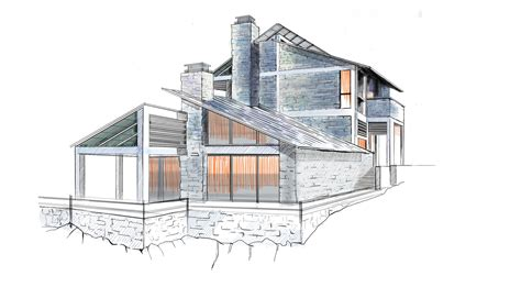 home designer pro rendering architectural rendering in sketchbook pro from start to