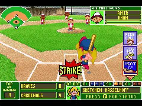 Backyard Baseball Rom Backyard Baseball 2003 Gba Rom Specs Price Release