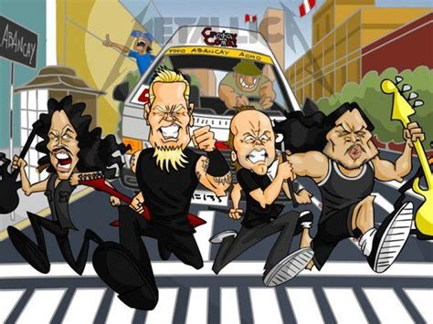imagenes de varias bandas caricaturas y dibujos metaleros im 225 genes taringa