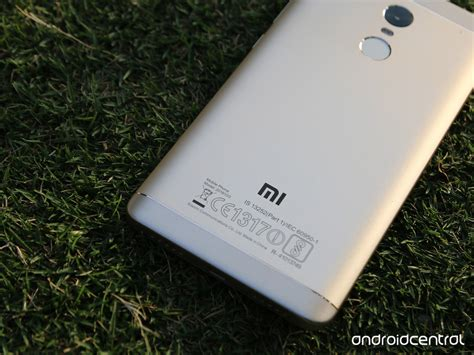 xiaomi redmi note 4 xiaomi redmi note 4 review setting the benchmark for the budget segment android central