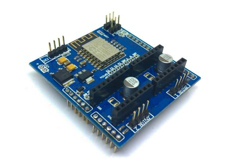 Devia Set 1 jjrobots arduino brain shield the brain of every robot