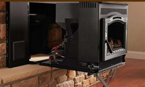 Pellet Stove Fireplace Insert Reviews by Fireplace Inserts Product Review Low Roller From Harman