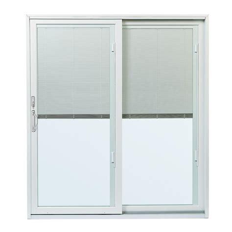 andersen sliding patio door 200 series andersen 70 1 2 in x79 1 2 in 200 series right perma