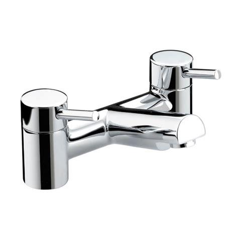 bristan prism bath shower mixer bristan prism deck mounted bath filler mixer lever handles chrome plated pm bf c