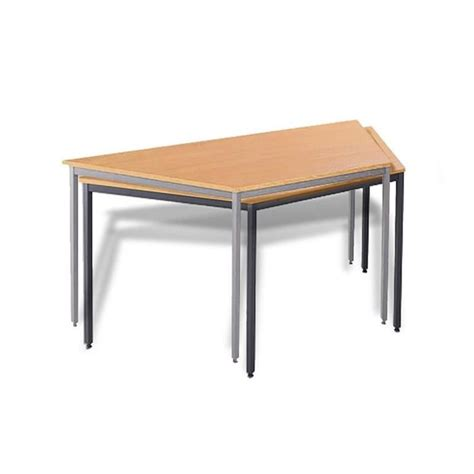 Trapezoid Conference Table Trapezoidal Flexitables Aj Products